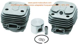 Kit cylindre piston adaptable Husqvarna 365, 371, 372, 375