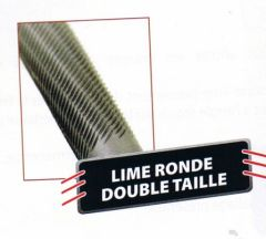 lime ronde dble taille